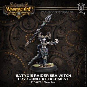 CRYX SEA WITCH