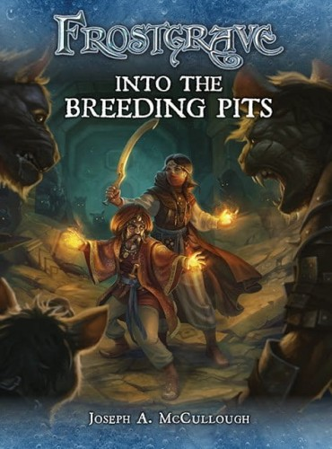 BP1529 - Into The Breeding Pits-Frostgrave Supplement.jpg
