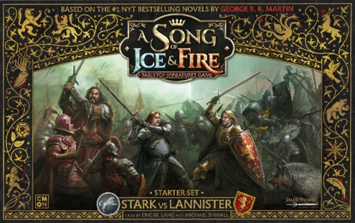 A SONG OF ICE AND FIRE CORE BOX